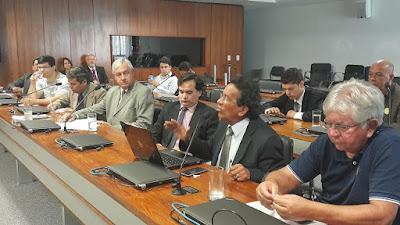 Foto: Senado Federal/ ABBP - Hamilton Silva