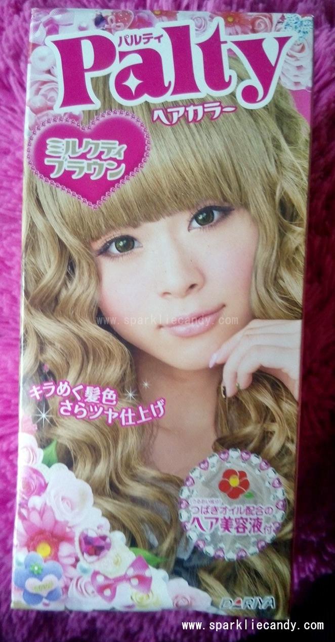 My Name Is Chien Review Palty Hair Color In Milk Tea Brown