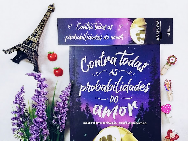 Contra todas as probabilidades do amor, de Rebekah Crane