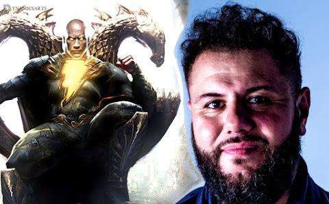 Dwayne's DC 'Black Adam' Cast Mo Amer