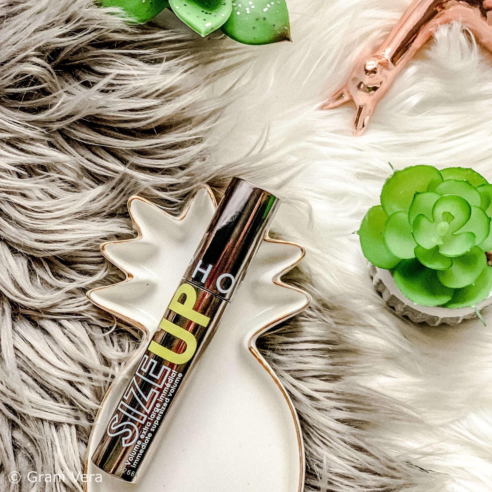 Size Up mascara zwiększająca objętość rzęs - Sephora collection