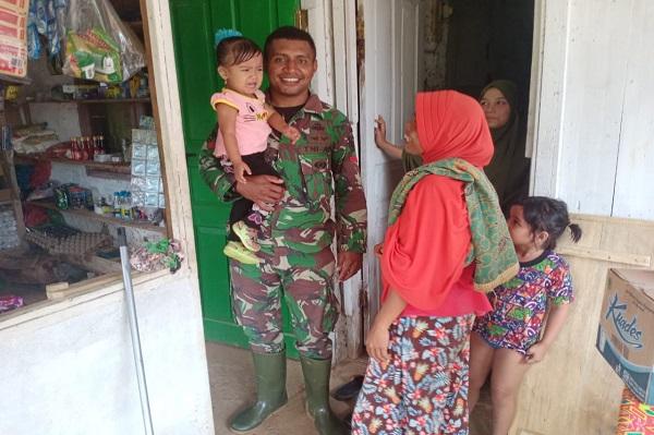 Jelang Penutupan TMMD Ke-108, Warga Desa Lango Merasa Kehilangan Momen Dan Kebersamaan Terhadap TNI