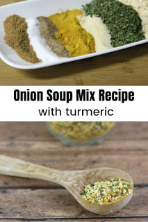 homemade diy onion soup mix recipe