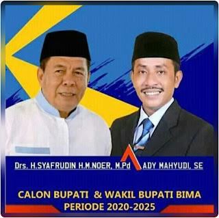 Selaku Kader Nasdem, Aji Syafru Optimis DPP Nasdem Dukung Syafaad