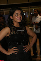 Wamiqa Gabbi in a sleeveless Black Designer Transparent Gown at 64th Jio Filmfare Awards South ~  Exclusive 133.JPG