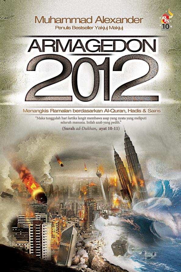ARMAGEDON, BUKU WAJIB DI MILIKI..