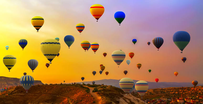 Albuquerque International Balloon Fiesta 2019