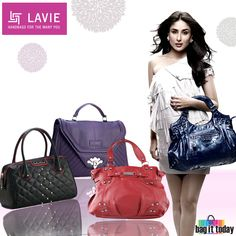 Lavie Handbag Collection
