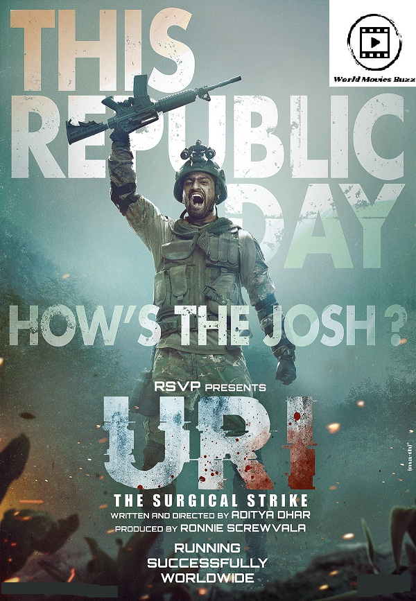 Uri: The Surgical Strike (2019) Hindi Movie - World Movies Buzz