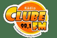 Rádio Clube FM 98,1 de Açailândia - Maranhão
