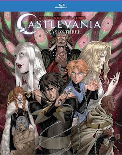 Castlevania – Temporada 3 [2xBD25] *Con Audio Latino