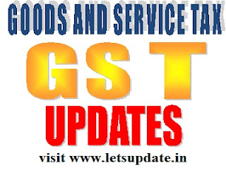 Live Telecast of GST-KI-Master Class for all GST Stakeholdder from 06-07-2017 to12-07-2017., letsupdate