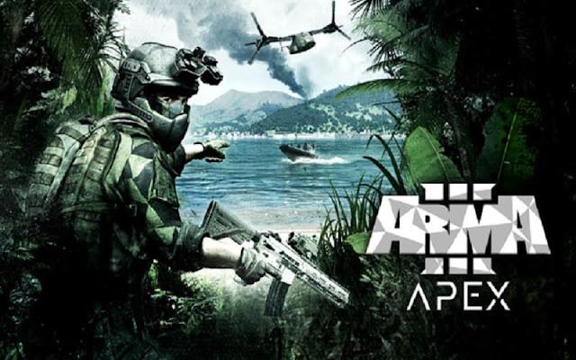 تحميل لعبة Arma 3 Apex مجانا للكمبيوتر