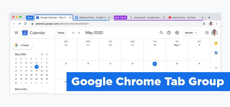 Google Chrome உலாவியில் உங்கள் தாவல்களை எவ்வாறு குழுவாக்குவது