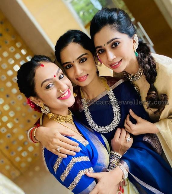 Prita and Aarthi Ravi Jewellery