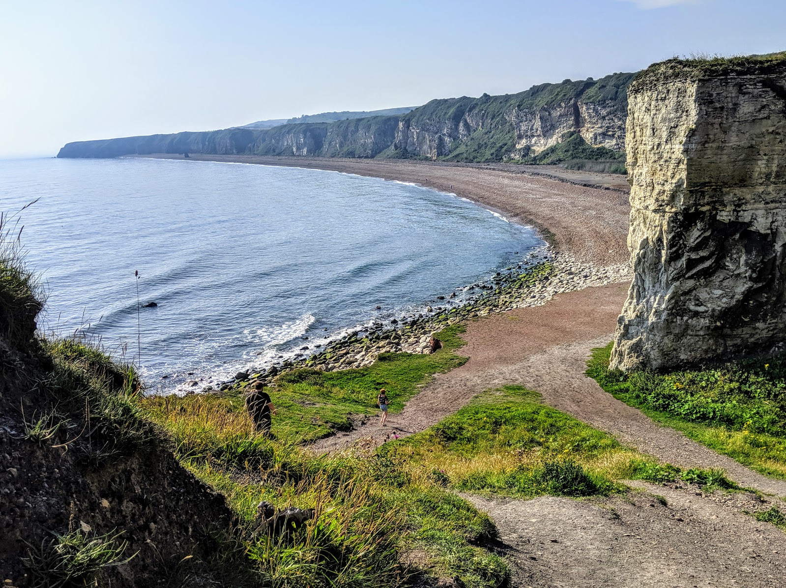 10 North East Hidden Gems to Visit this Year - Sea Glass Hunting & Blast Beach in Seaham