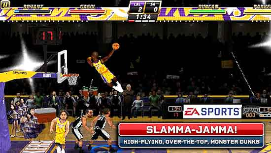 NBA JAM Mod Apk For Android