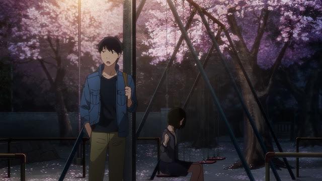 rikuo shinako yesterday wo utatte anime spring 2020