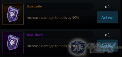 Greenskin Dungeon Master Boss Damage Items