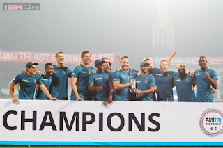 South Africa tour of India 3-Match T20I Series 2015