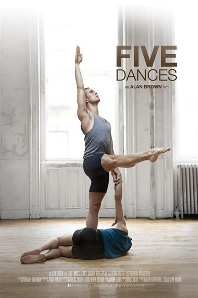 VER ONLINE PELICULA: Cinco Danzas - Five Dances - EEUU - 2012
