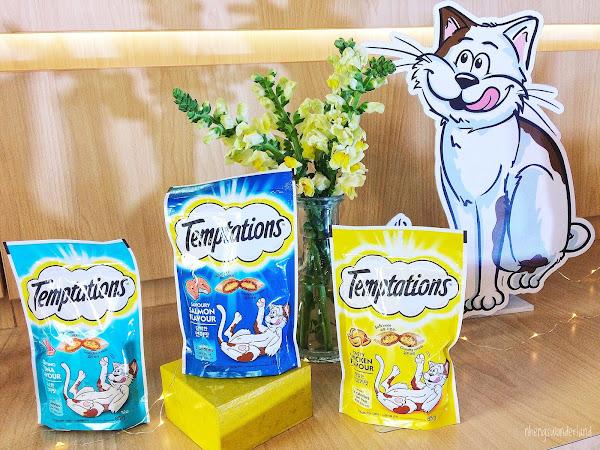 Shopee Launches Temptations Cat Treats