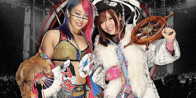 The Kabuki Warriors Are Now The Longest-Reigning Tag Team Champions
