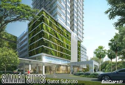 samara suites apartment jakarta