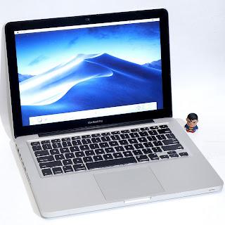 Macbook Pro MD102 Core i7 Second di Malang