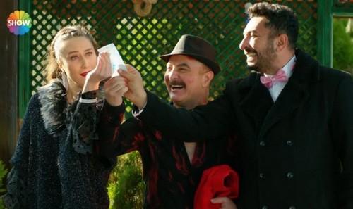 Kuzey Yıldızı İlk Aşk 46. bölüm özet. Sonunda piyango biletini buluyorlar