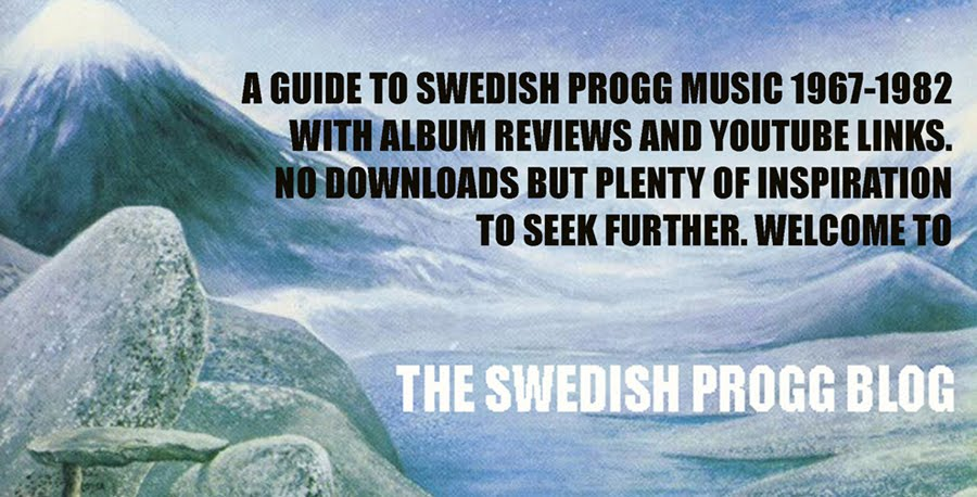 The Swedish Progg Blog