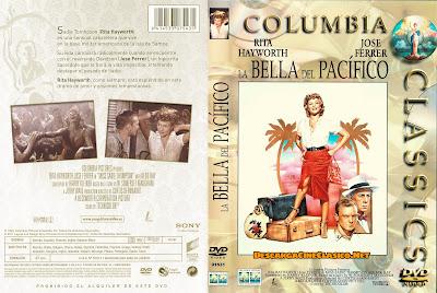 Carátula dvd: La bella del Pacífico