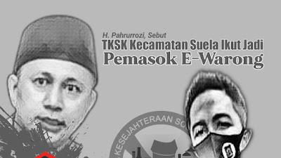 Benarkah TKSK Kecamatan Suela Ikut Jadi Pemasok E-Warong?