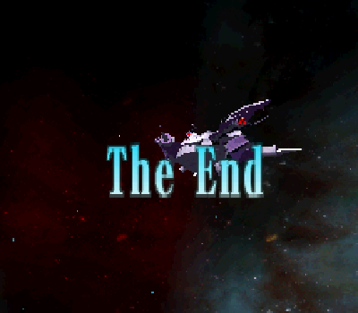 Infinite Space - Fin / The End