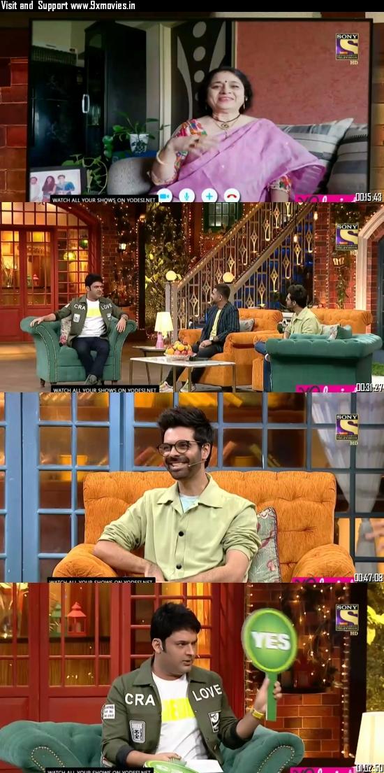 The Kapil Sharma Show 12 September 2020 HDTV 720p 480p 300MB