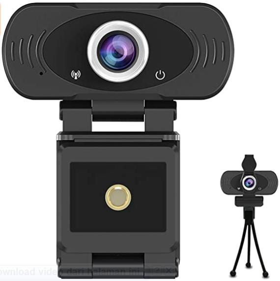 YoLuKe 1080p Full HD USB Webcam
