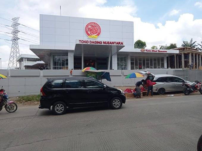 Toko Daging Nusantara GDC Siap Dibuka