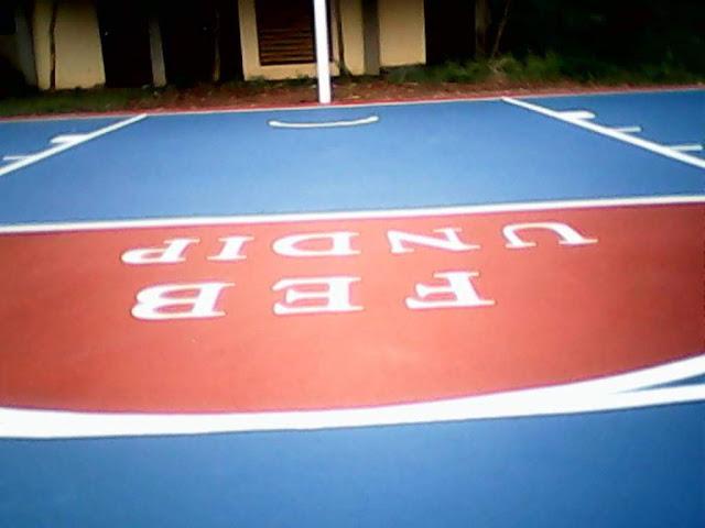 Jasa Kontraktor Lapangan Olahraga : Lapangan Bola Basket
