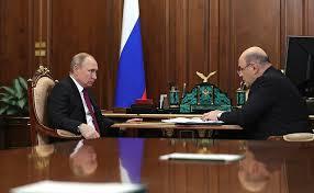 Vladimir putin, mikhail