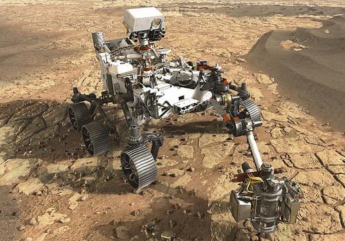 Tinuku NASA's Mars 2020 mission rover has 23 cameras