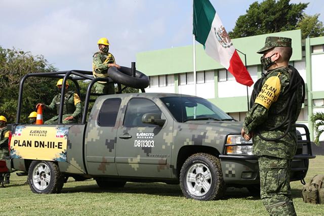 Anuncia la Sedena operativos para supervisar venta de pólvora