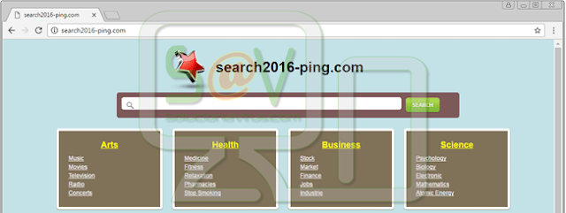 Search2016-ping.com (Hijacker)