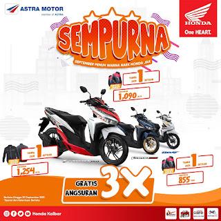 """Awal Bulan Astra Motor Berikan Promo """"SEMPURNA"""""""