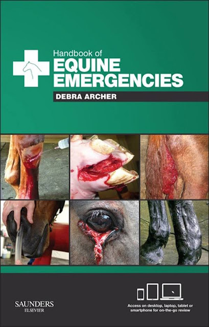 Handbook of Equine Emergencies  - WWW.VETBOOKSTORE.COM