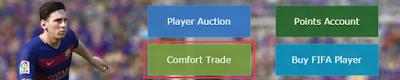 FIFA 17 Comfort Trade