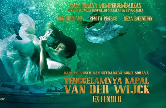 Download Film Tenggelamnya Kapal Van Der Wijck Extended 2014 Bluray Full Movie