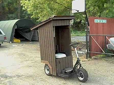 Terrific Relaxshacks Com Bizarre N Funky And Skunky Outhouses 3 Ten Largest Home Design Picture Inspirations Pitcheantrous
