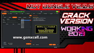 MCT Dongle v2.0.6 Crack Without Dongle 2019