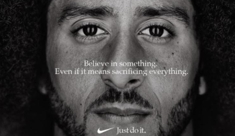"""Nike Investors Not Happy About The Colin Kaepernick Ad"""