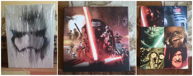 [Recenzja] Obrazy na płótnie z motywem Star Wars